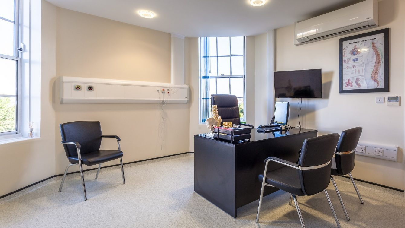 Physiotherapy Facilities